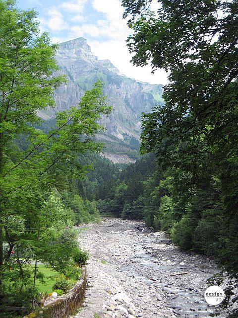 Swiss River